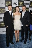Joel Edgerton, Claire Van Der Boom and Nash Edgerton
