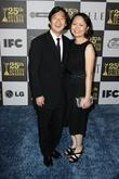 Ken Jeong, his wife Tran, Independent Spirit Awards