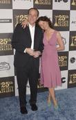 Clark Gregg and wife Jennifer Grey