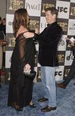 Pierce Brosnan and Keely Shaye Smit