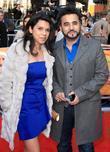 Ameet Chana and guest World premiere gala screening...