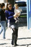 Jennifer Garner and Daughter Seraphina Rose Affleck