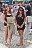 Nicole Polizzi and Deena Nicole Cortese