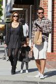 Jessica Alba and Cash Warren
