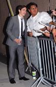 Justin Long and Jimmy Kimmel