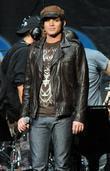 Adam Lambert Y100's Jingle Ball 2009 held at...