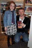 John Connolly With Fan Lucy Ryan