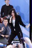 Demi Lovato, ABC, Good Morning America
