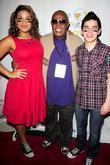 Jordin Sparks and Sam Moore