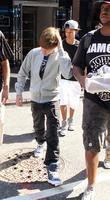 Singer Justin Bieber and Justin Bieber