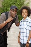 Arsenio Hall and Son Arsenio Jr