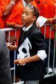 Jaden Smith  Chicago premiere of 'The Karate...