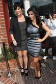 Kim Kardashian and Mom Kris Jenner
