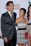 Kourtney Kardashian and Larry King
