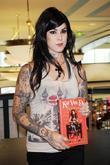 Kat Von D and Tattoo