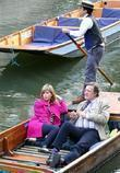 Kate Garraway and Stephen Fry