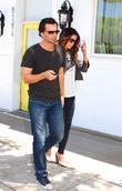 Kate Beckinsale and Husband Len Wiseman