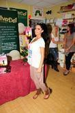 Katie Price  signs copies of her new...