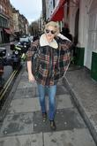 Katie Waissel leaves Frith Street Tattoo after having...