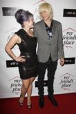 Kelly Osbourne and Luke Worrell