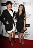 Kris Jenner and Kelly Osbourne