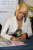 Keri Hilson Circket Wireless 'Muve Music' Mobil Unit...