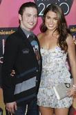 Jackson Rathbone and Nikki Reed