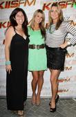 Amy Sugarman, Tenley Molzahn and Guest 102.7 Kiis...