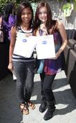 Ariel Winter and Guest 102.7 Kiis Fm Teens...