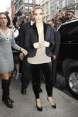 Kim Kardashian  departs Bebe after shopping New...
