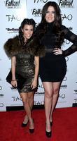 Khloe Kardashian, Kim Kardashian and Las Vegas