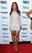 Trina, Kim Kardashian and Las Vegas