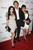 Kim Kardashian, Kris Jenner and Bruce Jenner