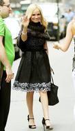 Kristin Chenoweth Out and Kristin Chenoweth