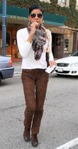 Actress/singer Natalie Cole