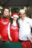 Jennifer Love Hewitt and Antonio Villaraigosa