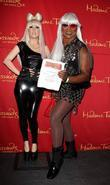 the unveiling of lady gaga s new wax figure at mada