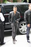 Wilmer Valderrama Celebrities arrive for the LA Lakers...