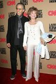Jane Fonda and Larry King