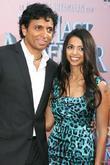 M. Night Shyamalan and Bhavna Vaswani