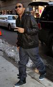 Ludacris and David Letterman