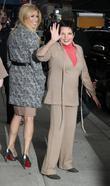 Liza Minnelli and Ed Sullivan