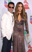 Marc Anthony, Jennifer Lopez, Las Vegas,
