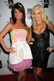 Laura Croft and Holly Madison Laura Croft of...