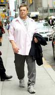 John Goodman and David Letterman