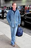 Keifer Sutherland, David Letterman, Ed Sullivan Theatre