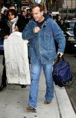Kiefer Sutherland, David Letterman