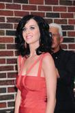 Katy Perry, David Letterman, The Late Show With David Letterman