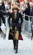 Anna Wintour London Fashion Week - Alexander McQueen...
