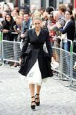 Sarah Jessica Parker, Alexander McQueen and Cathedral